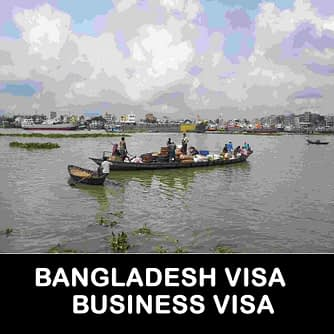 BANGLADESH BUSINESS VISA